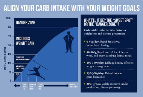 Key Concept #3: Your Body Prefers Burning Fat Over Carbohydrates - Mark Sisson - @ThePrimalBlueprint