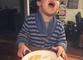 A flippin good pancake recipe