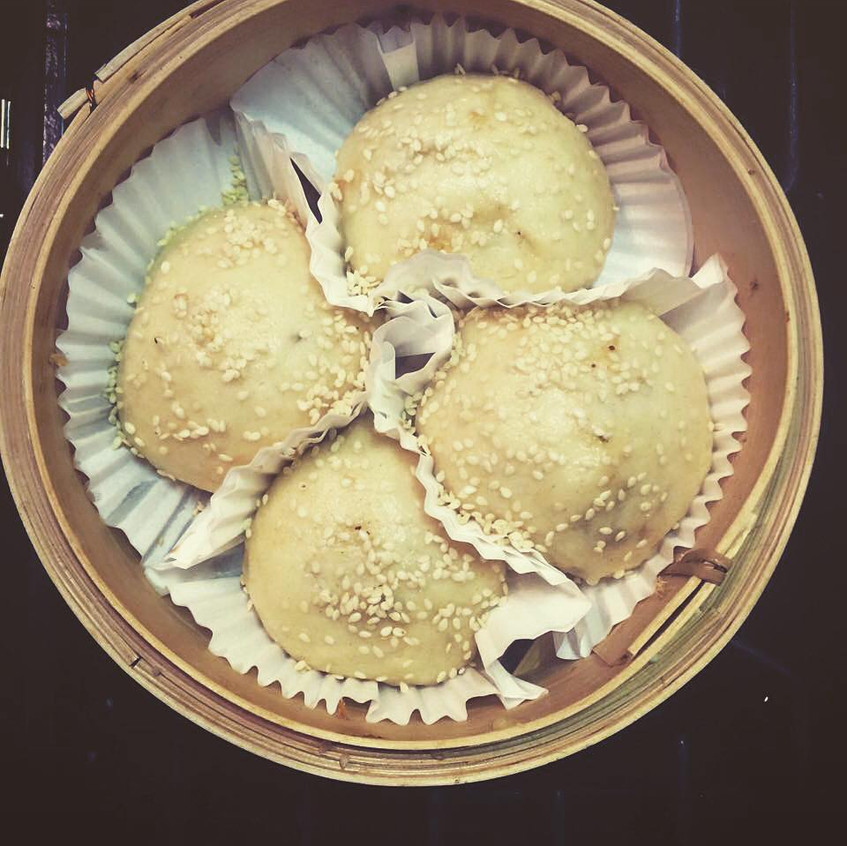chinese steam buns recipe