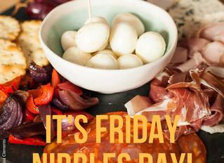 Friday nibbles!