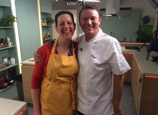 BBC1's Yes Chef! WINNER - Regan's experience