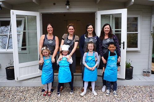 Adult & child 'cook & eat' class