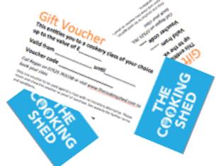 Gift voucher - top up