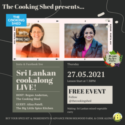 FREE! Live cookalong
