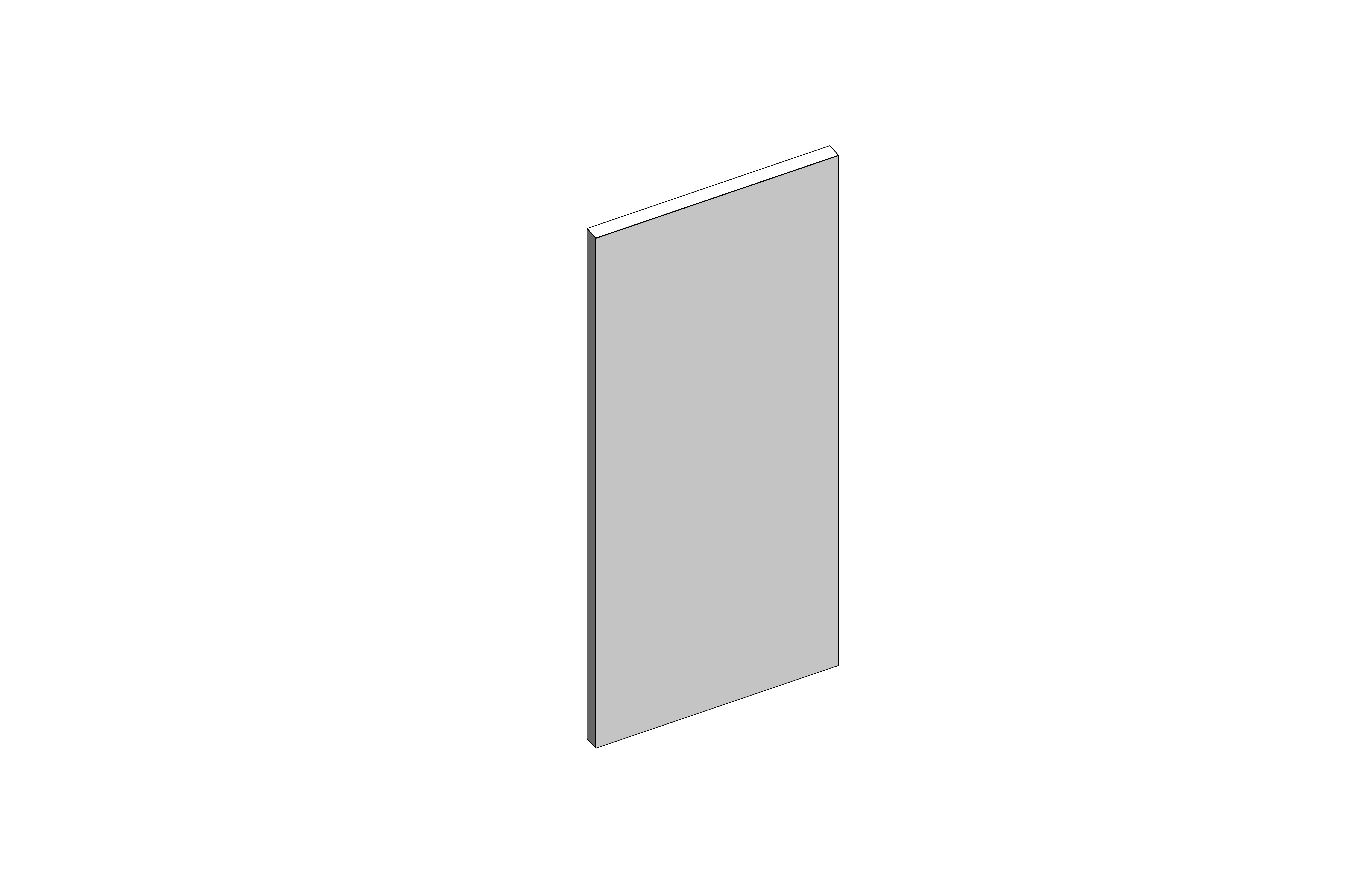 1002 m2 Steel Frame Walls