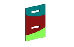 8 (5x7) Green Walls