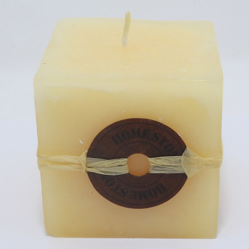 Patchouli scented candle, wax, perfect for gift and decoration