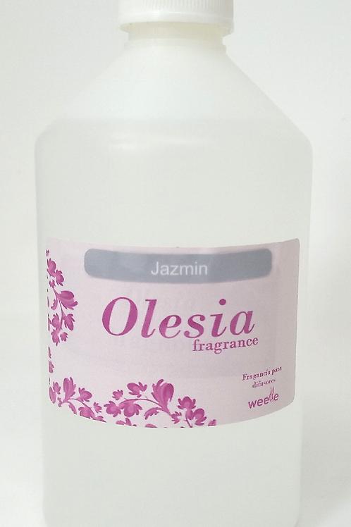 Recarga de ambientador Jazmin para Difusores de nebulización profesionales