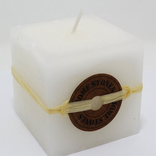Vanilla scented candle, wax votive candle, perfect for gift