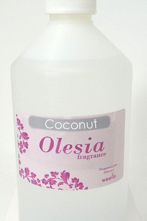 Recarga de ambientador Coconut para Difusores de nebulizacion pro