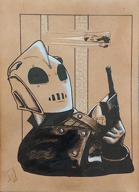 ROCKETEER P&P UK Only