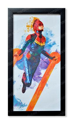 Captain Marvel A3S&F