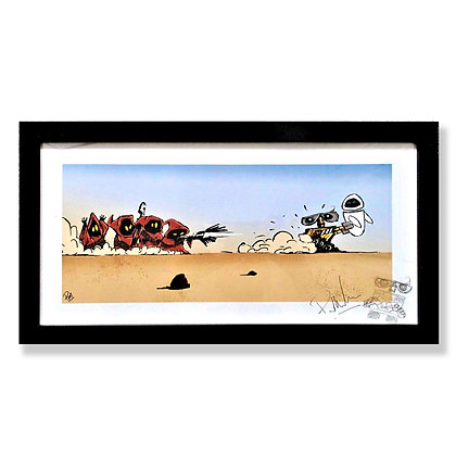 JAWAS vs WALL-E A3S&F