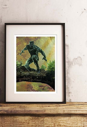 Black Panther A4