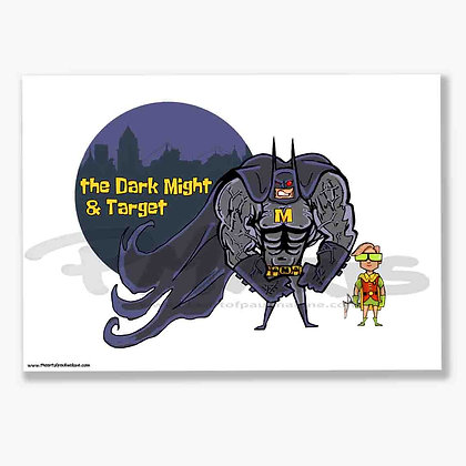 the Dark Might & Target