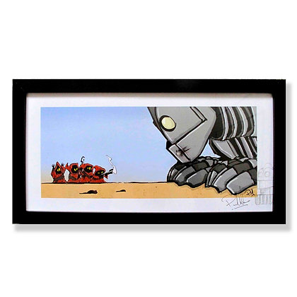 JAWAS vs IRON GIANT A3S&F