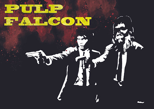 Pulp Falcon REVAMPED