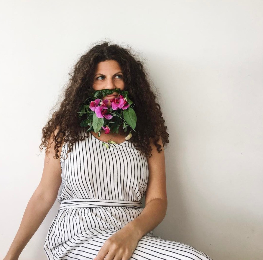 Chachi Power Project: Danielle Gordon and her contribution to #botanicalbodyhair campaign
