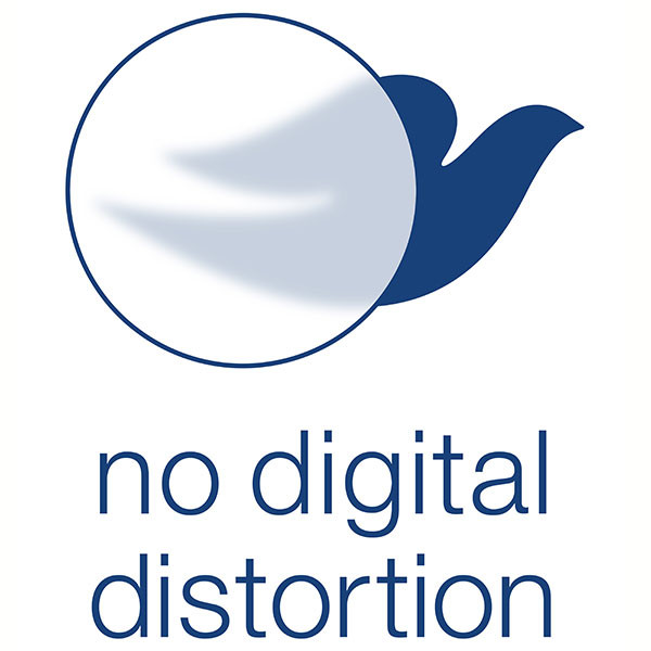 Chachi Power Project: Dove's No Digital Distortion Mark
