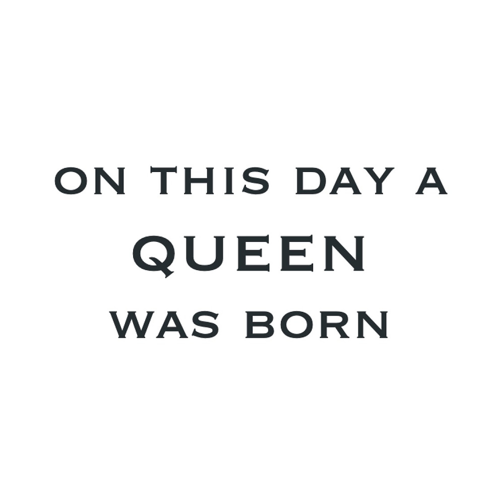 Chachi Power Project: On this day a Queen was born