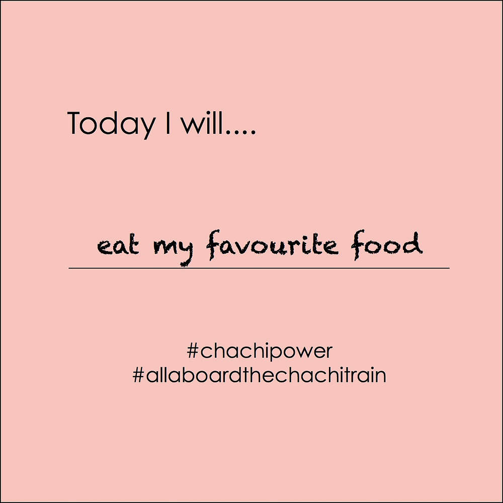 Chachi Power Project: #allaboardthechachitrain: Why Self Care isn't Selfish