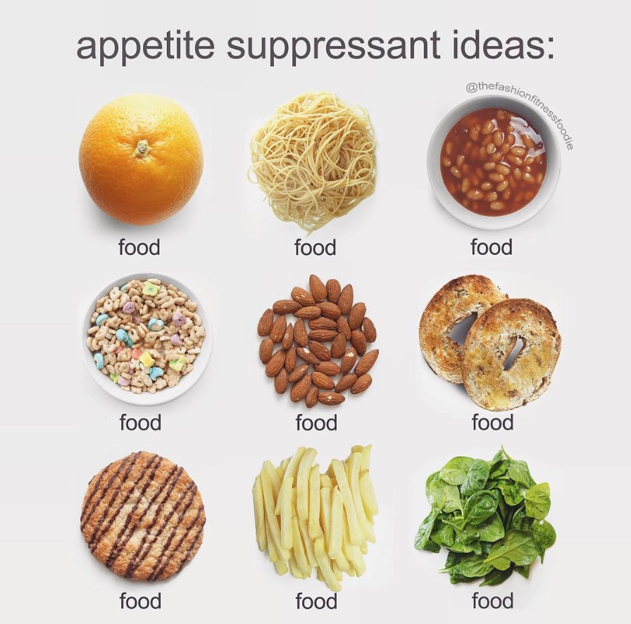 Appetite Suppressant Ideas, Intuitive Eating, The Chachi Power Project