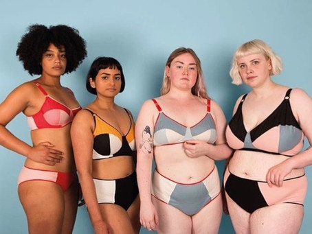 Scottish Size Inclusive Designer: What Lydia Made