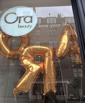 Ora Beauty's 1st Birthday