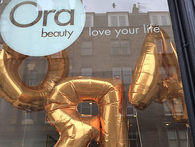 Chachi Power Project: Ora Beauty's 1st Birthday