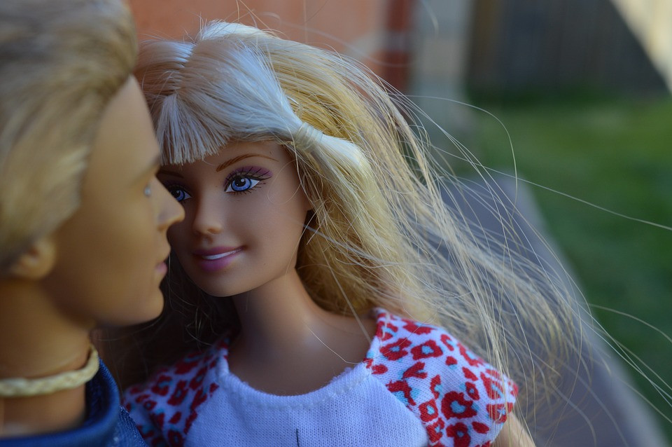 The Chachi Power Project: Barbie and Ken