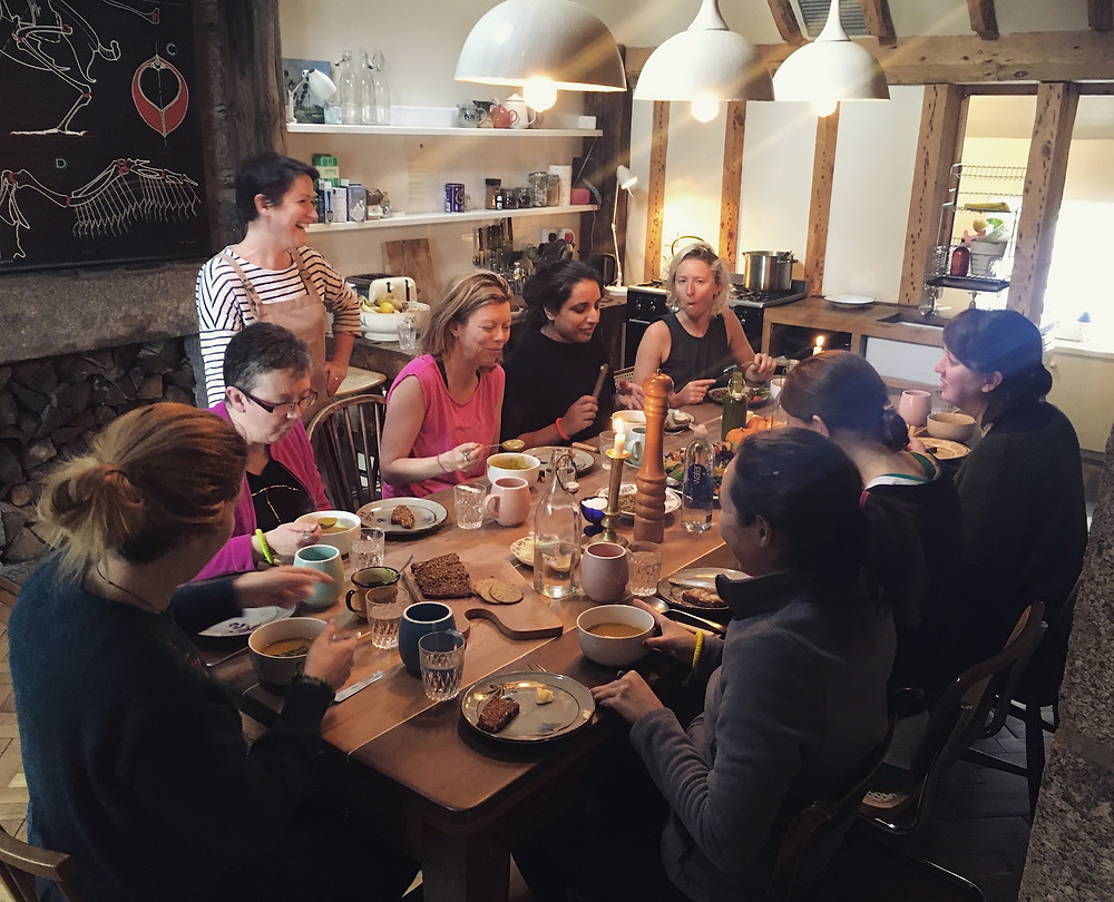 The We Love Retreat, Dell of Abernethy, Chachi Power Project