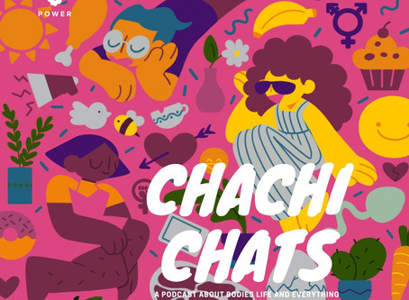 CHACHI CHATS PODCAST IS NOW LIVE!