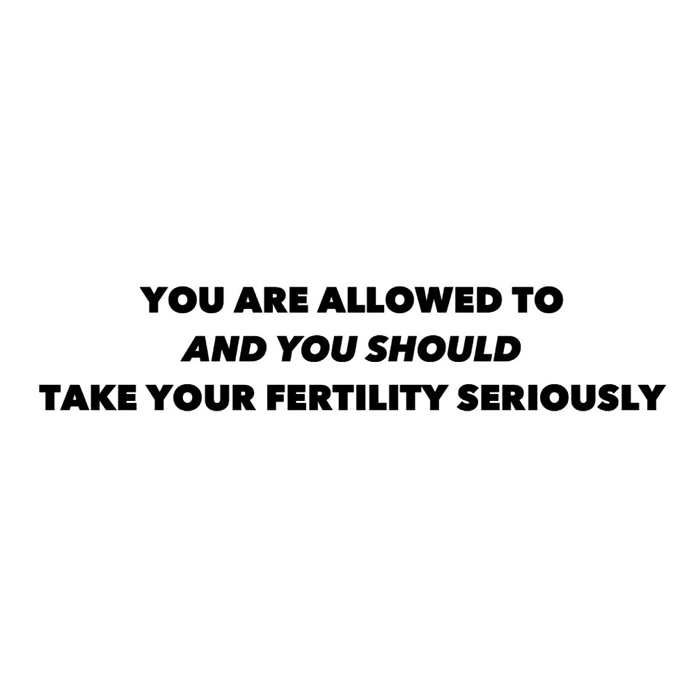 Fertility: Own Your truth: The Chachi Power Project