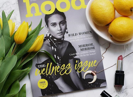 COULD BODY POSITIVITY CHANGE YOUR LIFE FOR THE BETTER?  Interview for Hood Magazine
