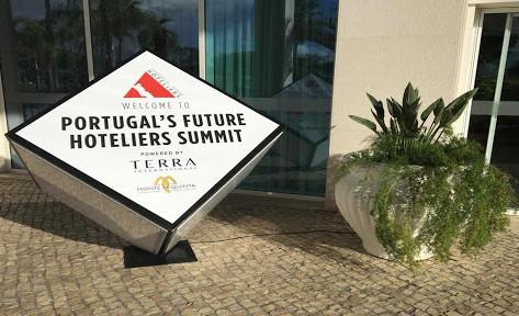 A ALFA NA COBERTURA DO PORTUGAL'S FUTURE HOTELIERS SUMMIT 2017