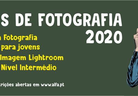 CURSOS CURTOS COM PREÇO ÚNICO NO DIA MUNDIAL DA FOTOGRAFIA