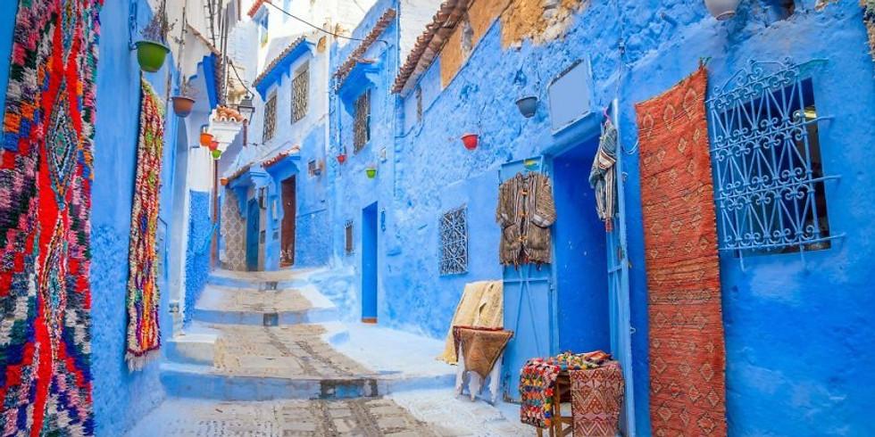 Viagem fotográfica a Marrocos