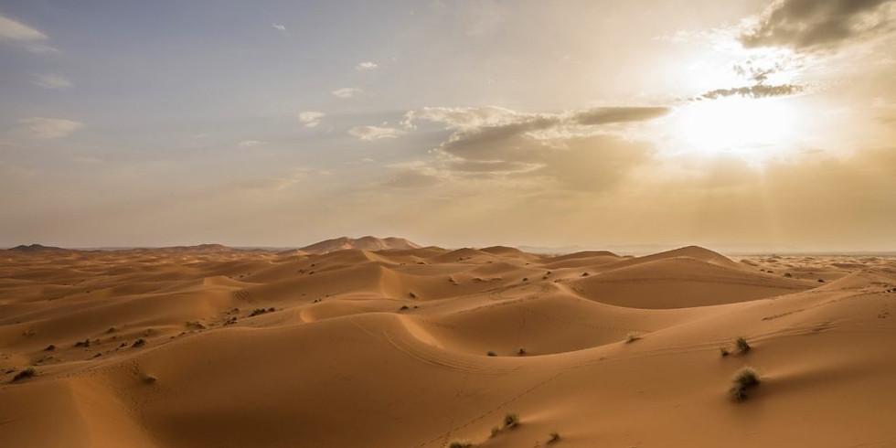 Exposição de fotografia Marrocos, País de encantos - Rumo a Sul