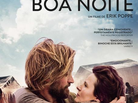 MIL VEZES BOA NOITE: CONVITE PARA NOITE  DE CINEMA AO AR LIVRE