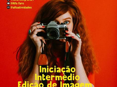 CURSO DE INICIAÇÃO À FOTOGRAFIA PARA JOVENS COM INSCRIÇÕES ABERTAS
