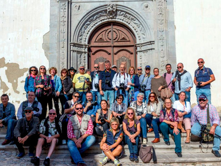 TERMINOU A II SEMANA DA FOTOGRAFIA 2016 ALGARVE - ANDALUZIA