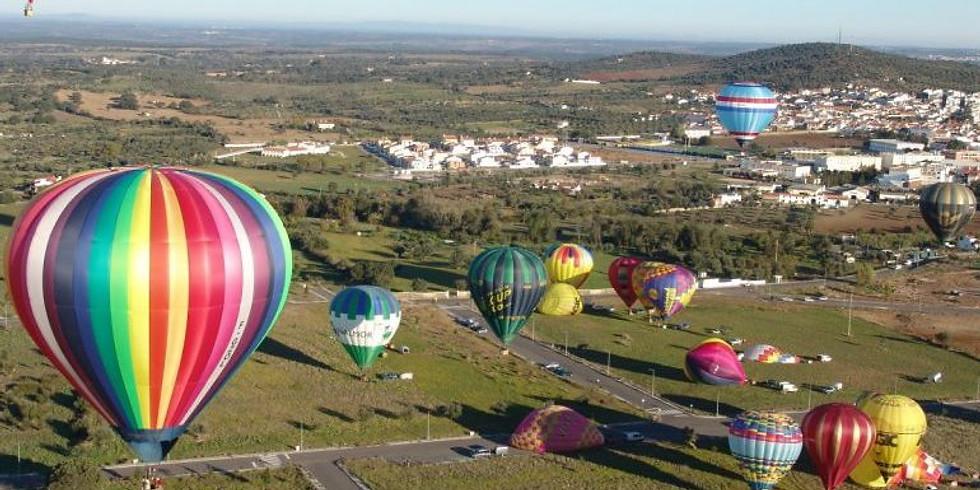 20º Festival Rubis Gás Balões de Ar Quente no Alentejo