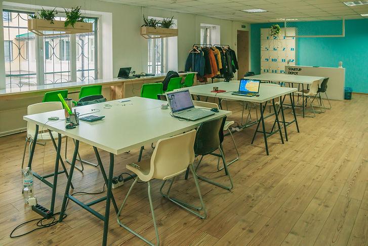 Коворкинг Startup Depot