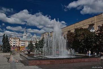 Коворкинги Житомира