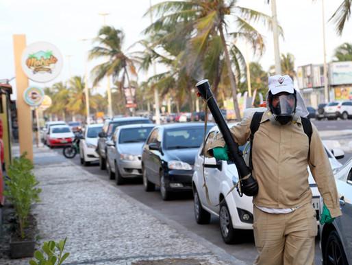 🥇 Aumenta contratação particular do serviço de fumacê no Rio