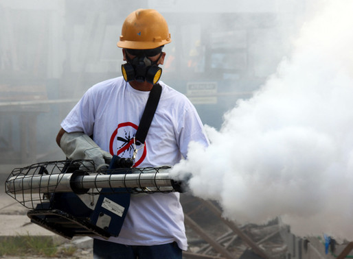 🥇 Fumacê em condomínios da Barra, Recreio e Jacarepaguá se torna rotina entre os moradores.