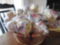 rice krispie treat pops
