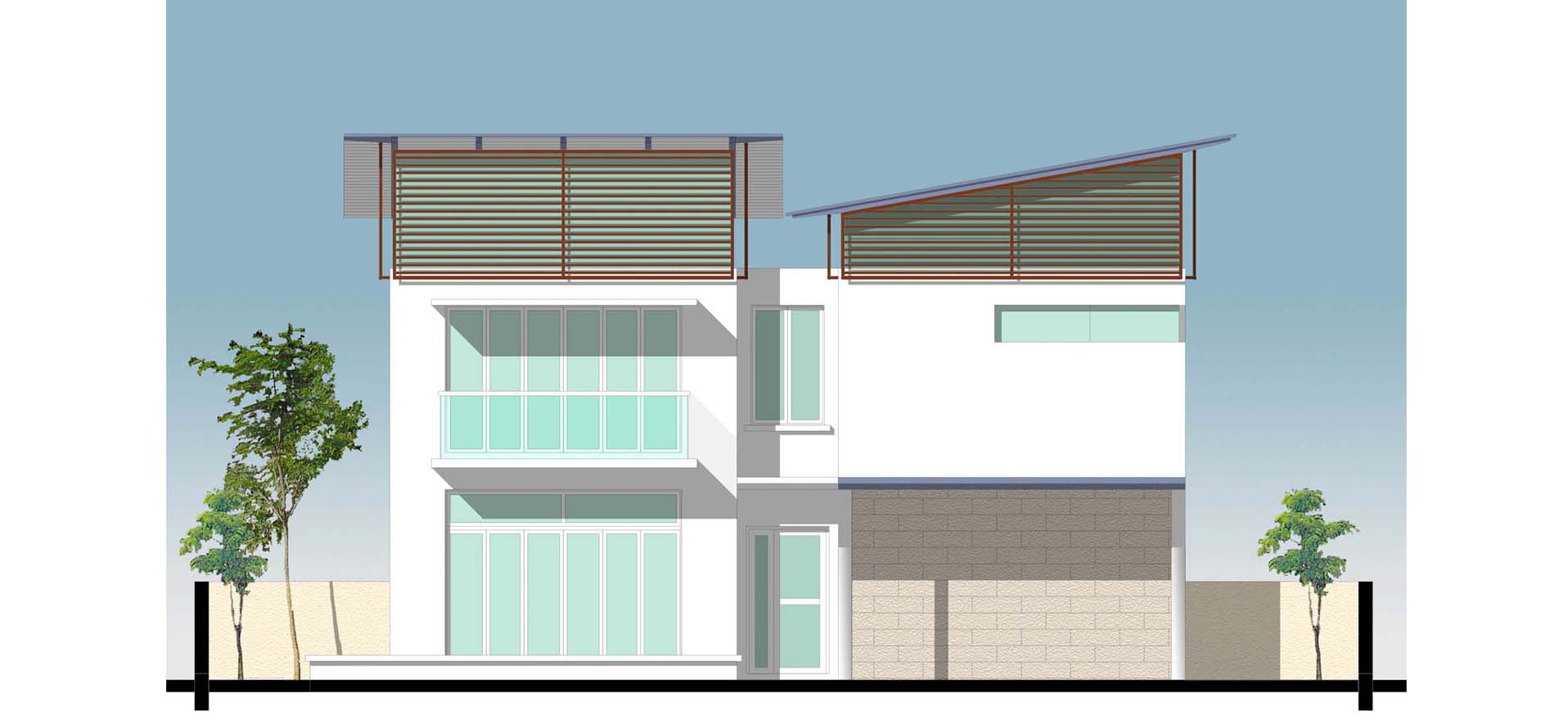 Front Elevation-Colour-s