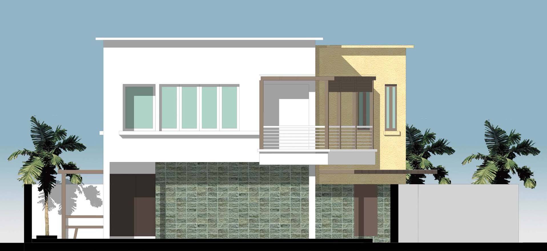 Front Elevation-s