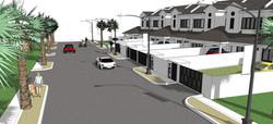 2 Terrace Link - Roadside